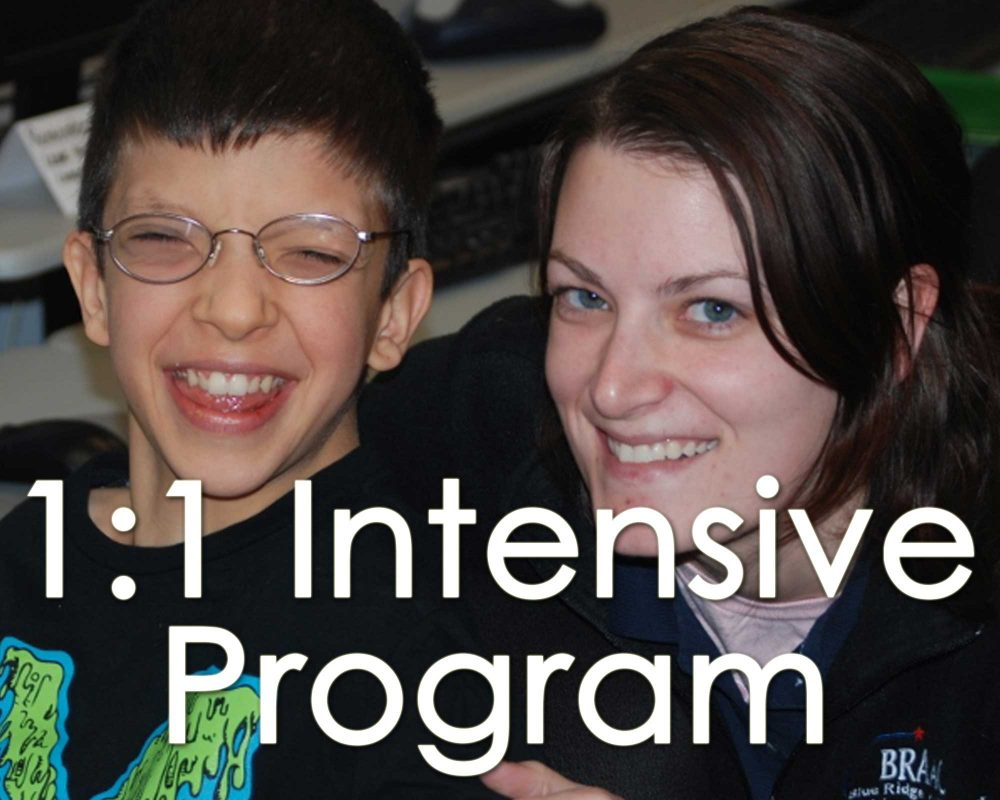 1:1 Intensive Program Image